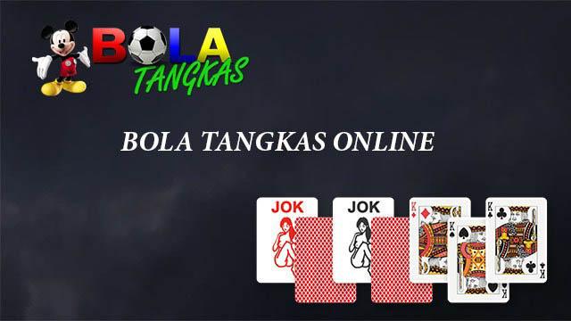 Agen Bola Tangkas Online Resmi