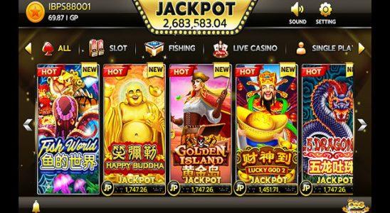 Judi Slot Online Terbaru dan Terpercaya