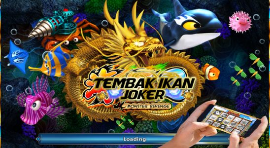 Website Tembak Ikan Online Android
