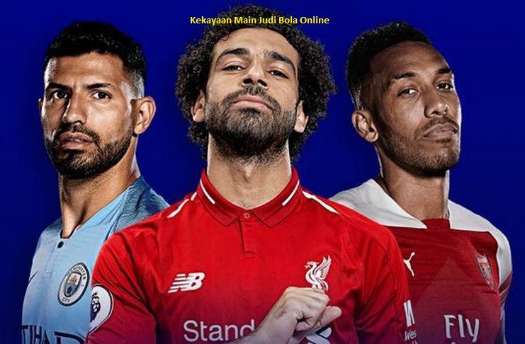 Kekayaan Main Judi Bola Online