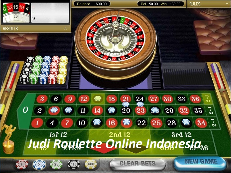 Judi Roulette Online Indonesia