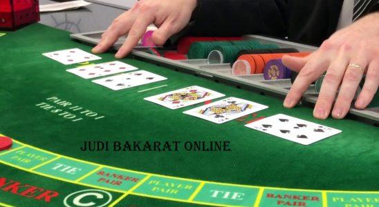 Strategi Menang Judi Bakarat Online
