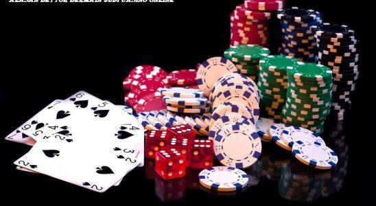Alasan Bettor Bermain Judi Casino Online