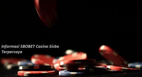 Informasi SBOBET Casino Sicbo Terpercaya