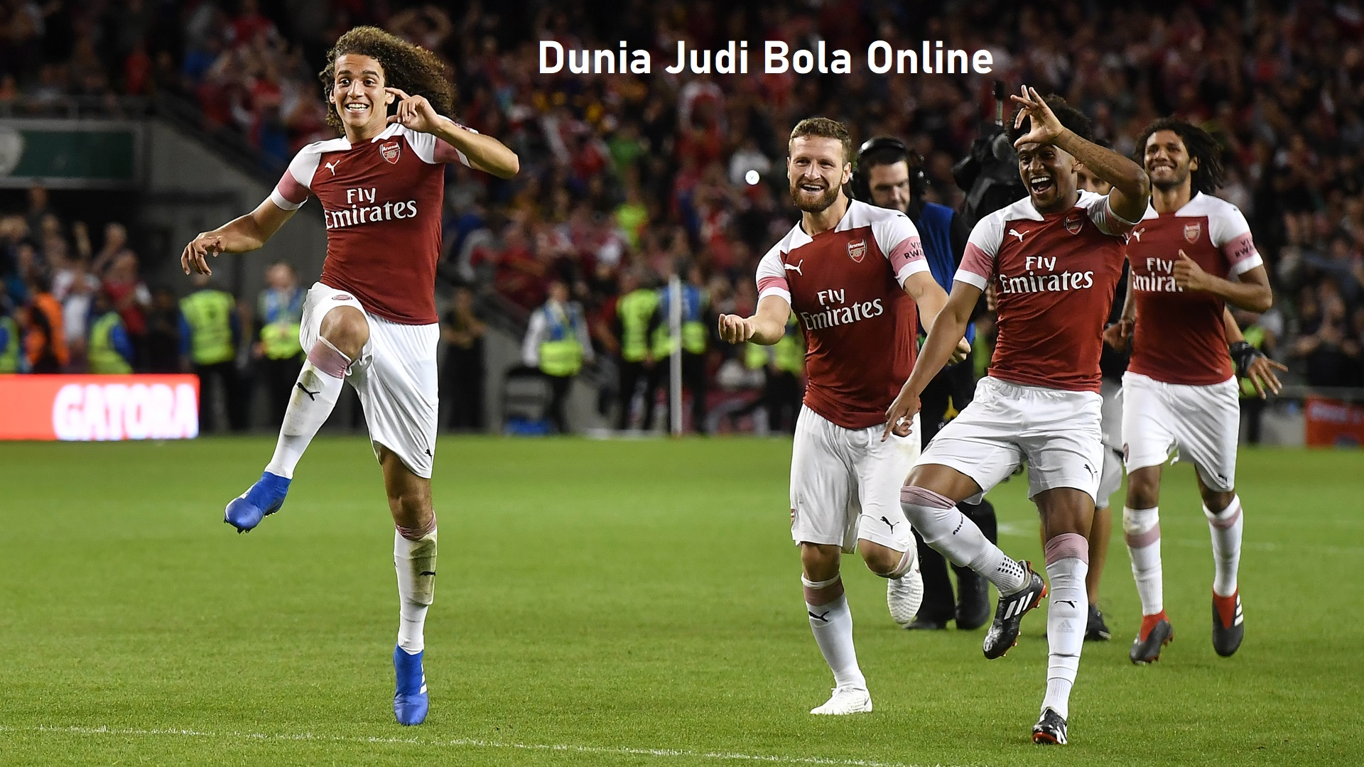 Dunia Judi Bola Online